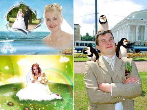 Κωμικοτραγικές γαμήλιες φωτογραφίες από τη Ρωσία (17)