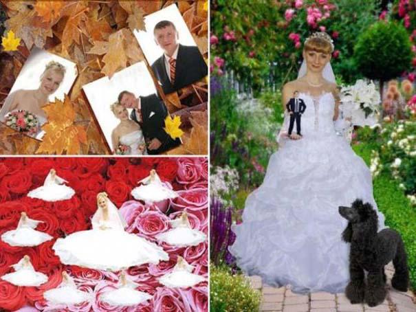 Κωμικοτραγικές γαμήλιες φωτογραφίες από τη Ρωσία (19)
