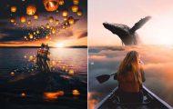 Οι μαγευτικές φωτογραφικές συνθέσεις ενός 19χρονου καλλιτέχνη