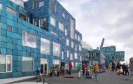 Το μεγαλύτερο σχολείο της Κοπεγχάγης καλύφθηκε ολοκληρωτικά από 12.000 ηλιακά πάνελ (1)
