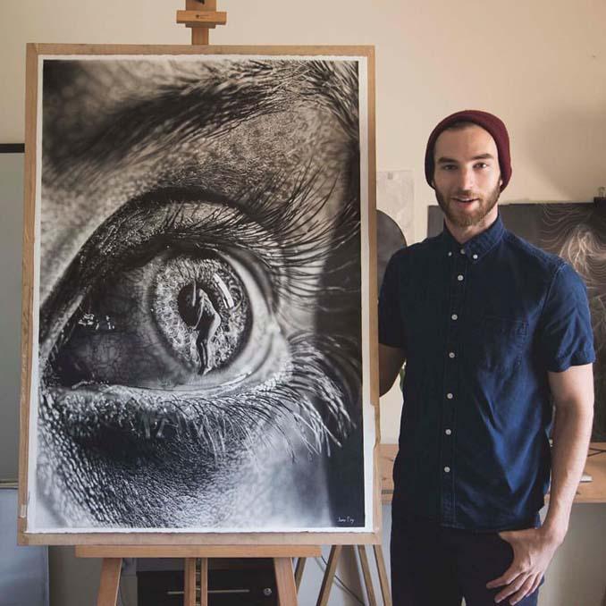 Τεράστια υπερρεαλιστικά έργα τέχνης με μολύβι από τον Jono Dry (6)