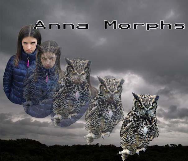 Η τρομακτική Anna Kendrick με την κουκουβάγια της προκάλεσαν ξεκαρδιστικό Photoshop Battle (18)