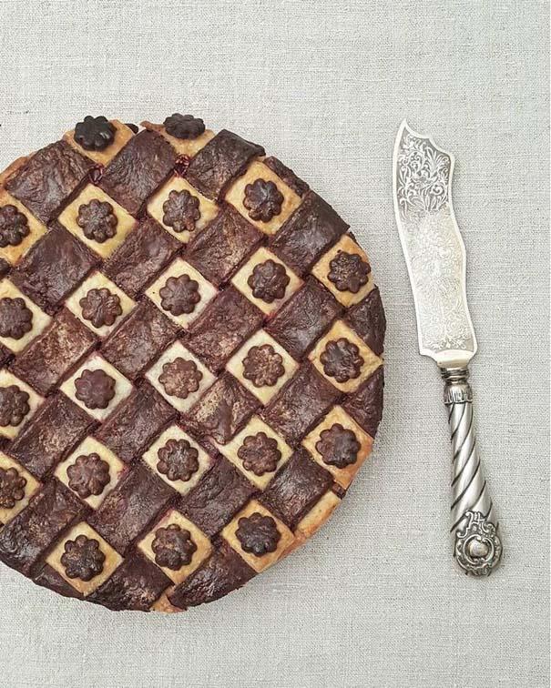 Φουρνάρισσα δείχνει τις απίστευτες πίτες της πριν και μετά το ψήσιμο (9)