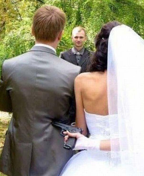 Αστείες φωτογραφίες γάμων #86 (1)