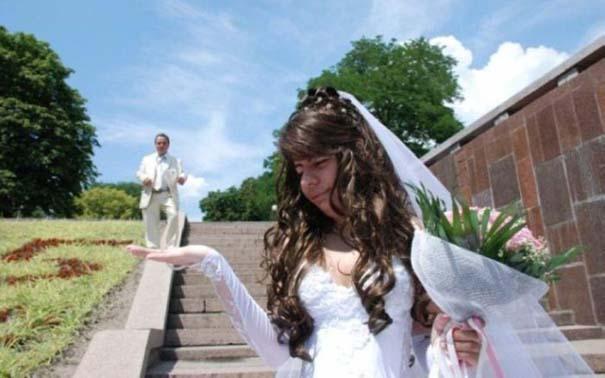 Αστείες φωτογραφίες γάμων #87 (2)