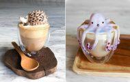 Εκπληκτική 3D Latte Art από μια 17χρονη (24)