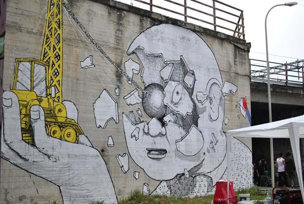 Εντυπωσιακά graffiti #42 (2)