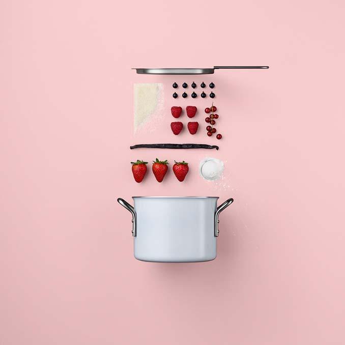 Foodstyling: Μινιμαλιστικές συνταγές μέσα από τη ματιά ενός φωτογράφου (1)