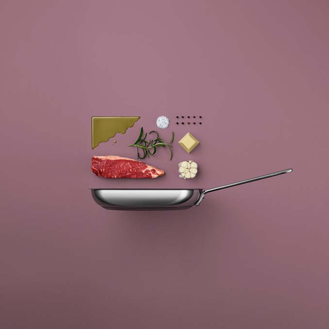 Foodstyling: Μινιμαλιστικές συνταγές μέσα από τη ματιά ενός φωτογράφου (2)
