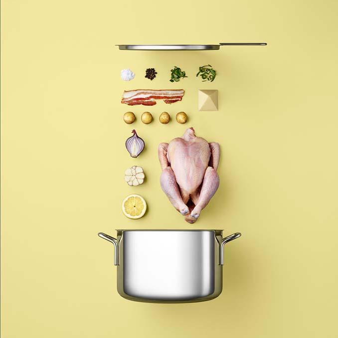 Foodstyling: Μινιμαλιστικές συνταγές μέσα από τη ματιά ενός φωτογράφου (3)