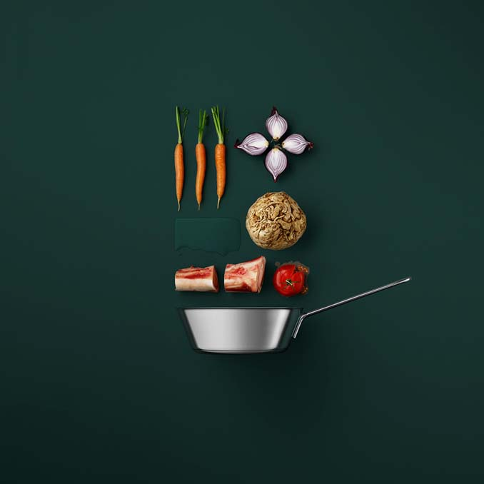 Foodstyling: Μινιμαλιστικές συνταγές μέσα από τη ματιά ενός φωτογράφου (8)