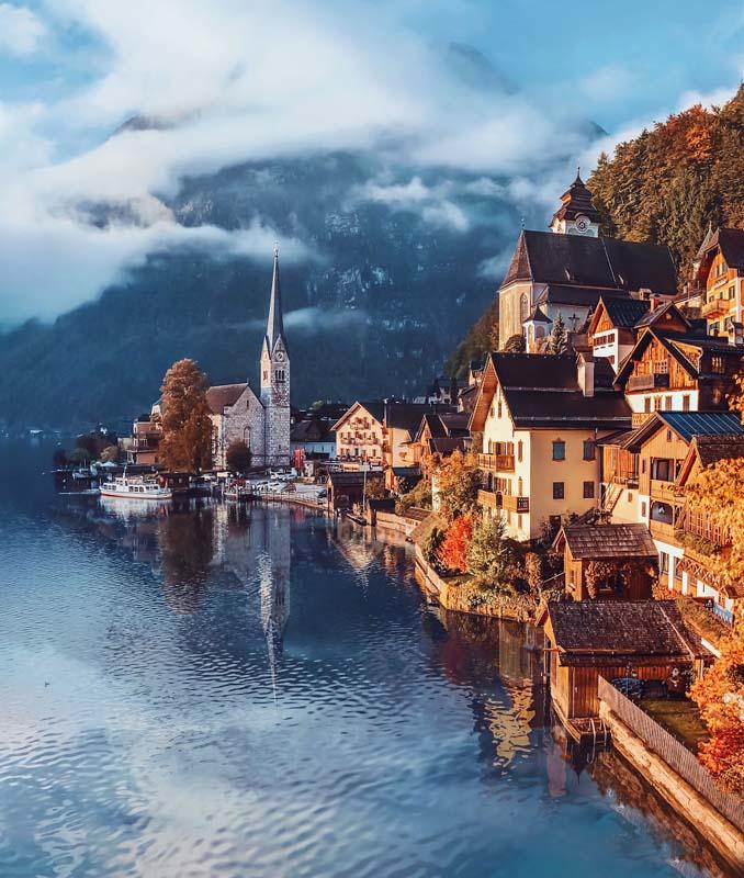 Φωτογράφος απαθανατίζει το Φθινόπωρο σε διάφορα σημεία του κόσμου (8)