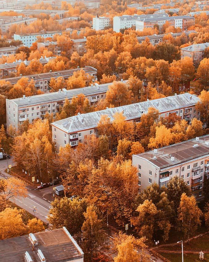 Φωτογράφος απαθανατίζει το Φθινόπωρο σε διάφορα σημεία του κόσμου (10)