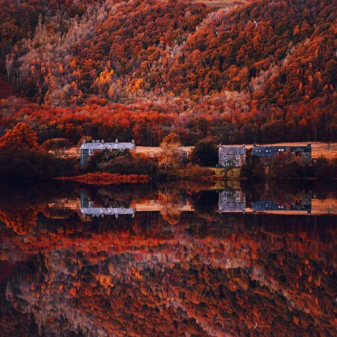 Φωτογράφος απαθανατίζει το Φθινόπωρο σε διάφορα σημεία του κόσμου (15)