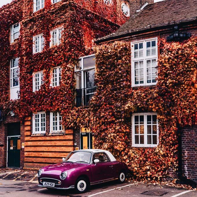 Φωτογράφος απαθανατίζει το Φθινόπωρο σε διάφορα σημεία του κόσμου (5)