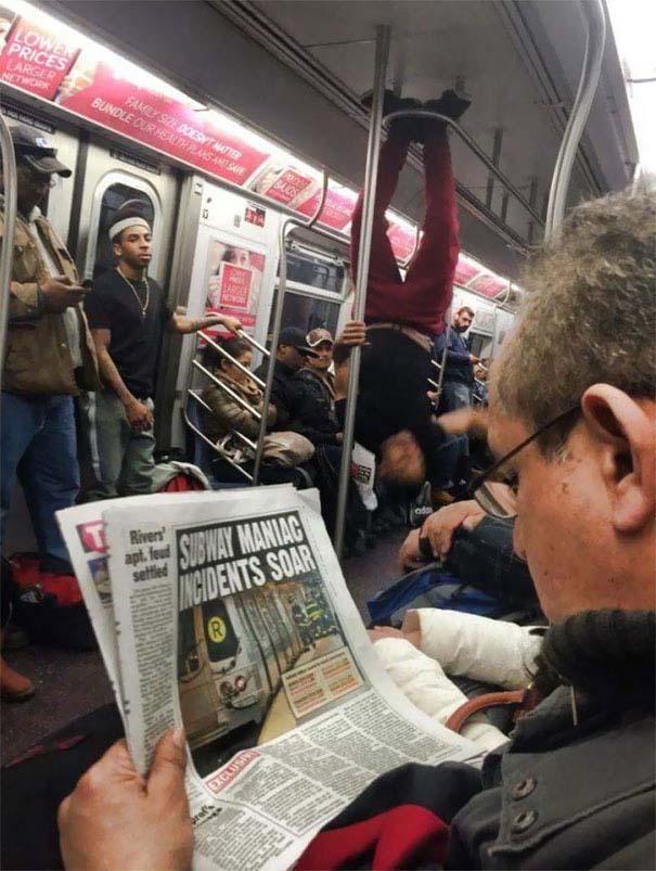 Παράξενες και κωμικοτραγικές φωτογραφίες στα μέσα μεταφοράς #28 (7)