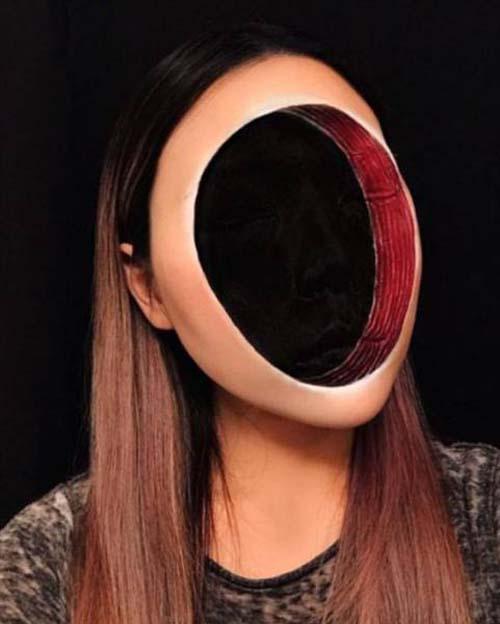 Αυτή η makeup artist δεν χρειάζεται το Photoshop για να δημιουργήσει τρομακτικές εικόνες (1)