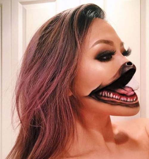 Αυτή η makeup artist δεν χρειάζεται το Photoshop για να δημιουργήσει τρομακτικές εικόνες (6)