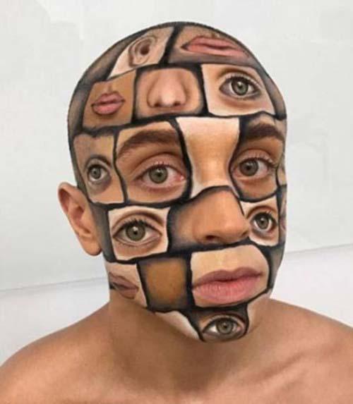 Αυτή η makeup artist δεν χρειάζεται το Photoshop για να δημιουργήσει τρομακτικές εικόνες (10)
