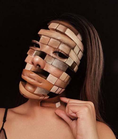 Αυτή η makeup artist δεν χρειάζεται το Photoshop για να δημιουργήσει τρομακτικές εικόνες (14)