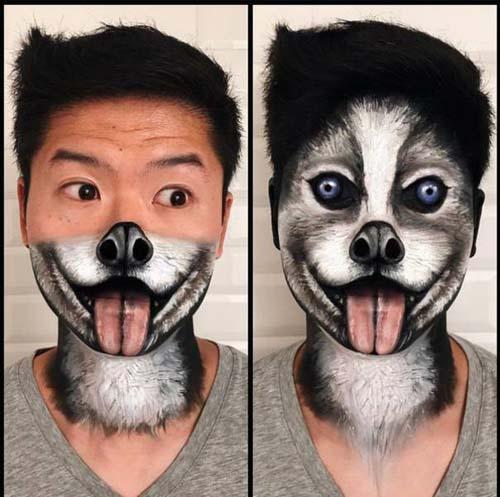 Αυτή η makeup artist δεν χρειάζεται το Photoshop για να δημιουργήσει τρομακτικές εικόνες (15)