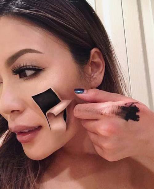 Αυτή η makeup artist δεν χρειάζεται το Photoshop για να δημιουργήσει τρομακτικές εικόνες (18)