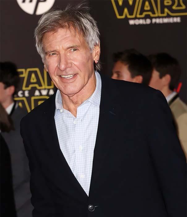 Οι απίστευτες μεταμφιέσεις του Harrison Ford για το Halloween (1)