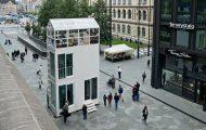 Μικροσκοπικό κτίριο που χωράει σε θέση παρκαρίσματος (1)