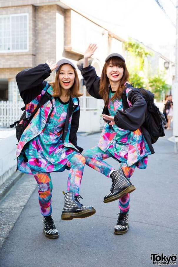 Η μόδα στους δρόμους του Τόκιο #7 (2)