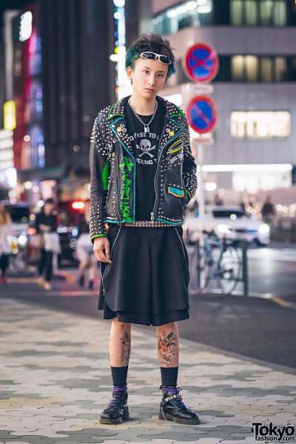 Η μόδα στους δρόμους του Τόκιο #7 (4)