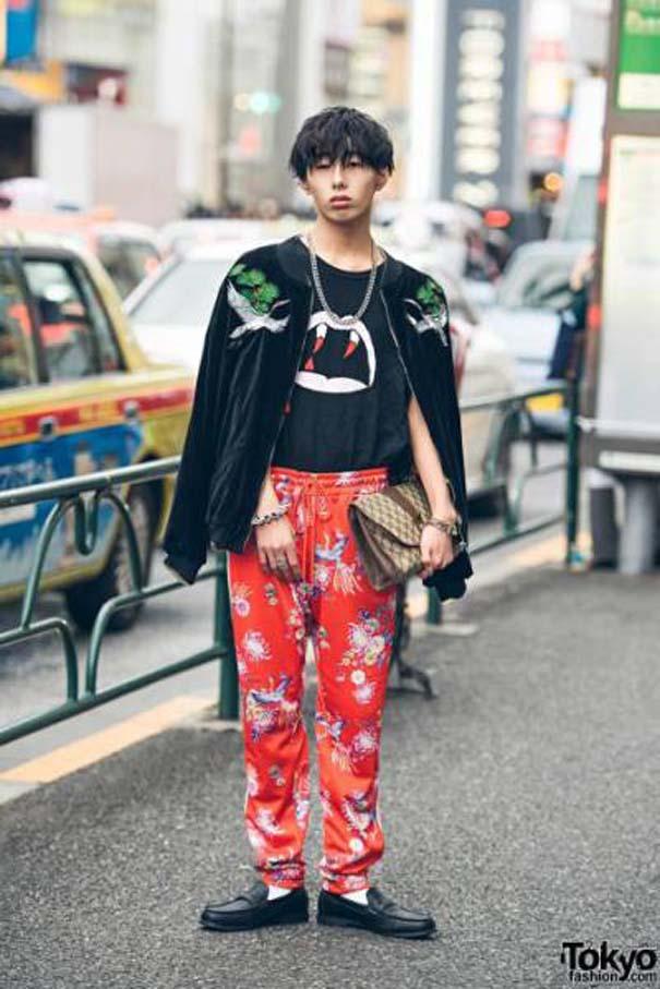 Η μόδα στους δρόμους του Τόκιο #7 (6)