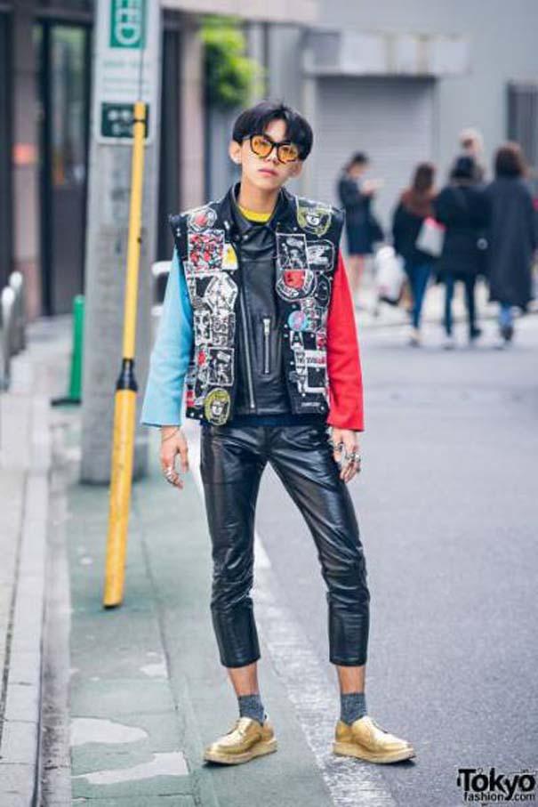 Η μόδα στους δρόμους του Τόκιο #7 (7)
