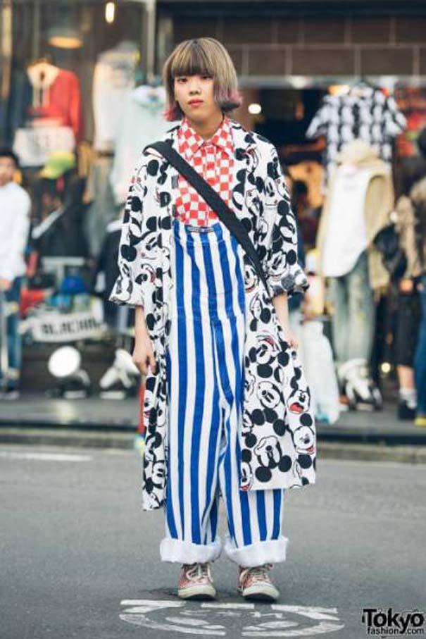 Η μόδα στους δρόμους του Τόκιο #7 (8)