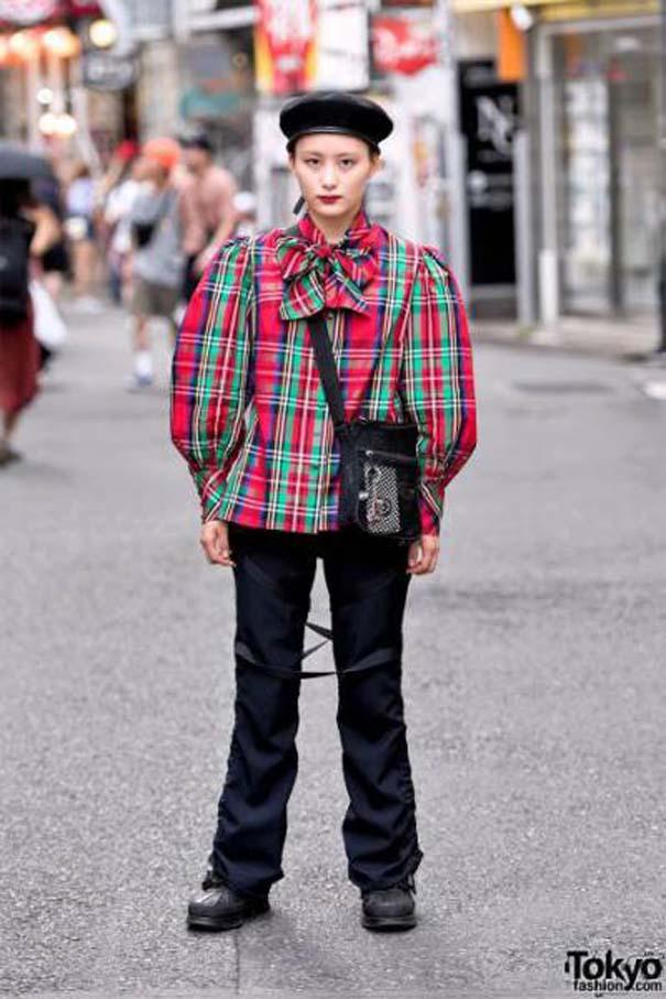 Η μόδα στους δρόμους του Τόκιο #7 (9)