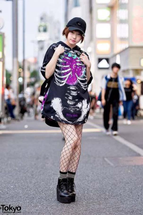 Η μόδα στους δρόμους του Τόκιο #7 (10)