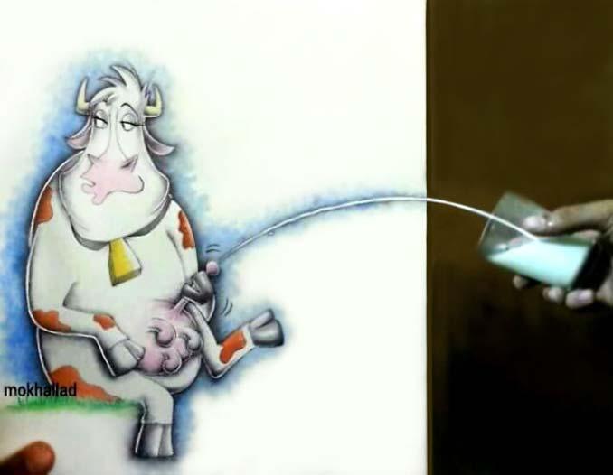 Όταν ένας φαρμακοποιός συνδυάζει την ζωγραφική με την πραγματικότητα (5)