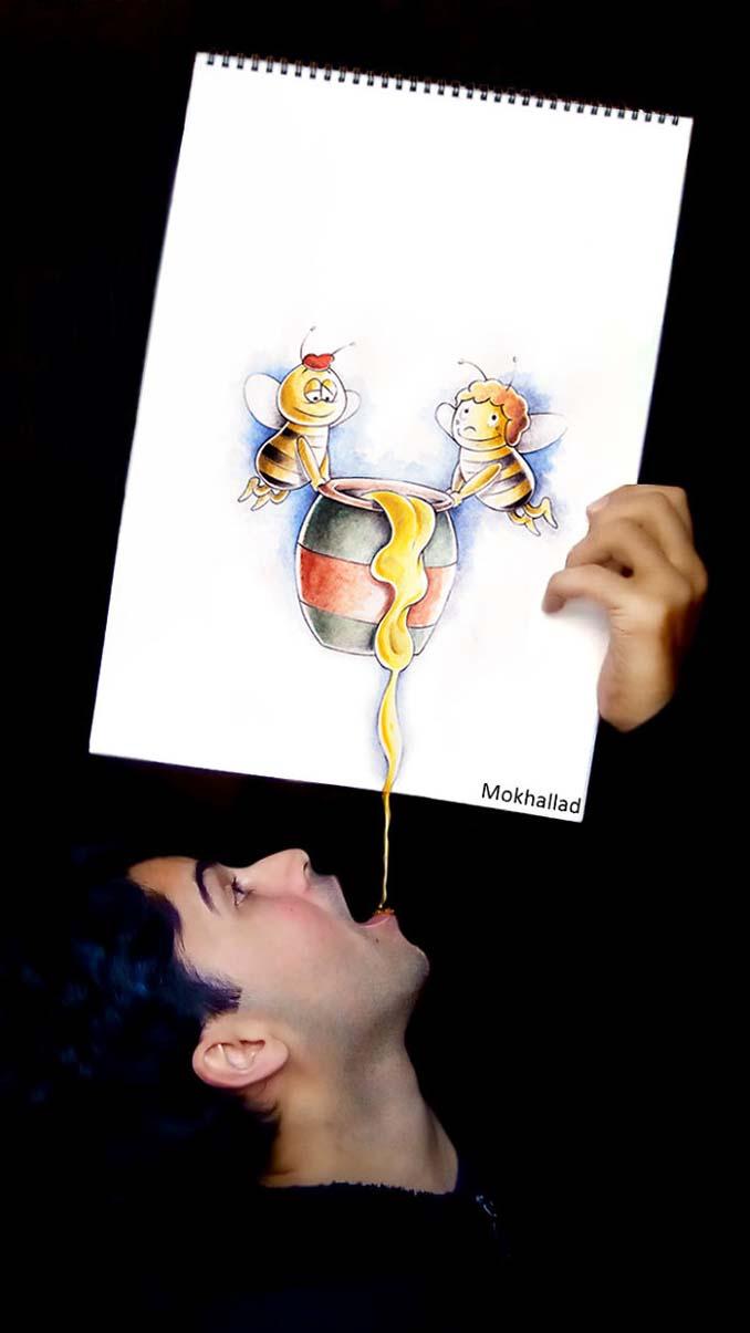 Όταν ένας φαρμακοποιός συνδυάζει την ζωγραφική με την πραγματικότητα (8)