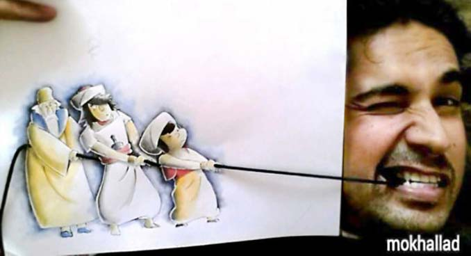 Όταν ένας φαρμακοποιός συνδυάζει την ζωγραφική με την πραγματικότητα (15)