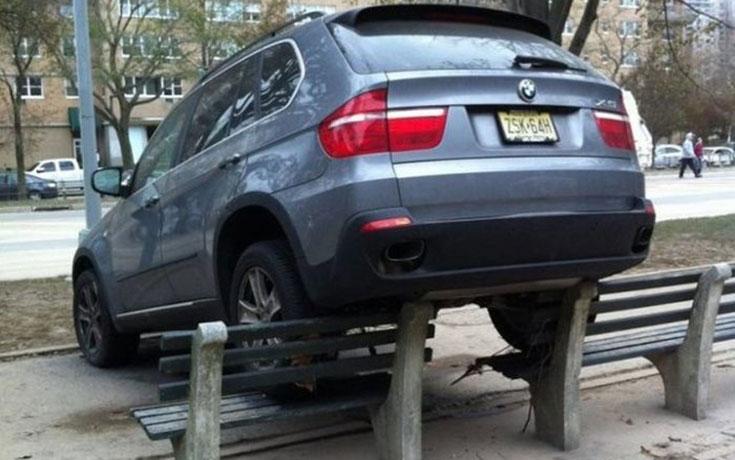 Όταν το παρκάρισμα ξεπερνάει το αυτονόητο (1)