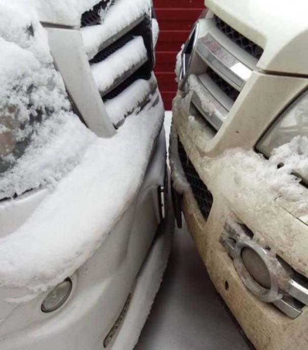 Όταν το παρκάρισμα ξεπερνάει το αυτονόητο (3)