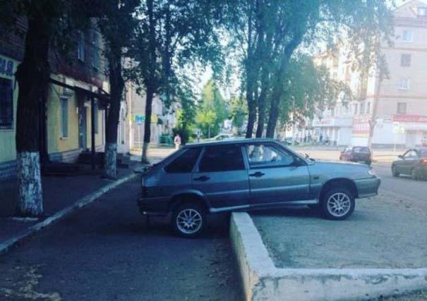Όταν το παρκάρισμα ξεπερνάει το αυτονόητο (5)