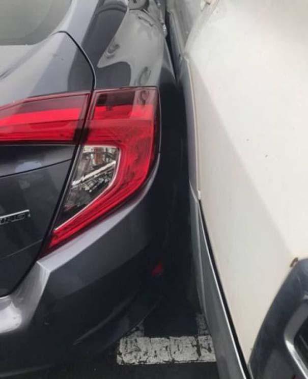 Όταν το παρκάρισμα ξεπερνάει το αυτονόητο (9)