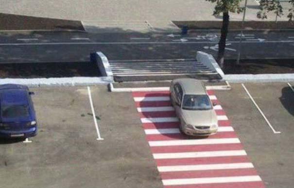 Όταν το παρκάρισμα ξεπερνάει το αυτονόητο (14)