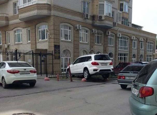 Όταν το παρκάρισμα ξεπερνάει το αυτονόητο (18)