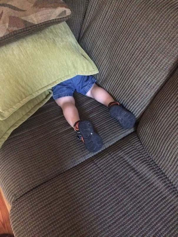 Παιδιά και κατοικίδια που παίζουν κρυφτό με ξεκαρδιστικό τρόπο (23)
