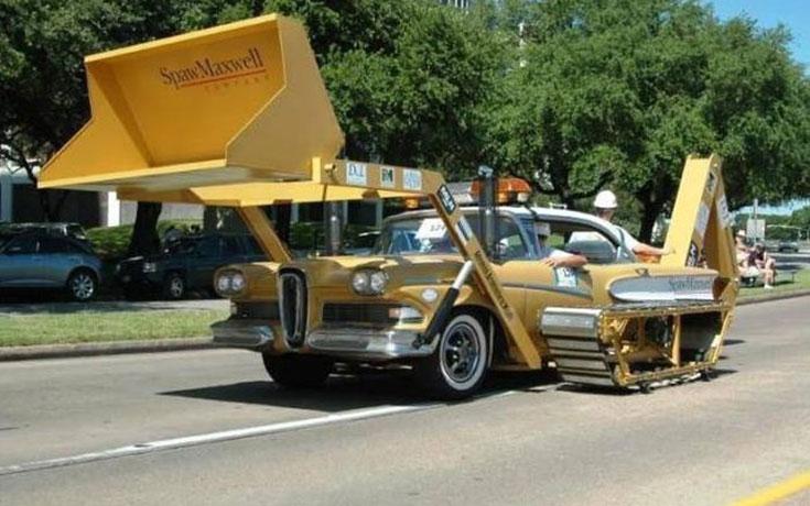 Περίεργα Αυτοκίνητα #75 (1)