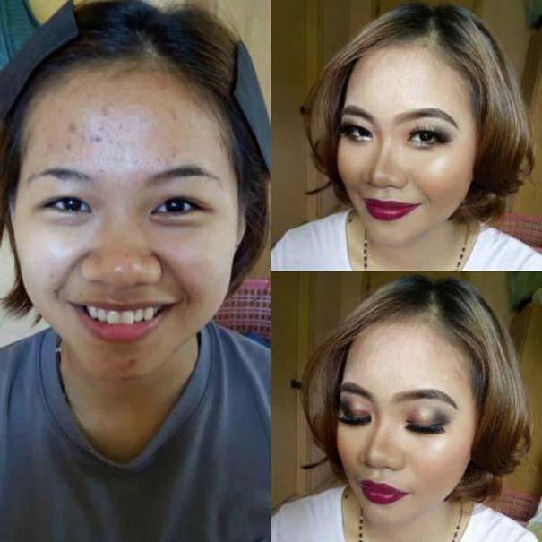 Περιπτώσεις που το μακιγιάζ άλλαξε τα πάντα (1)