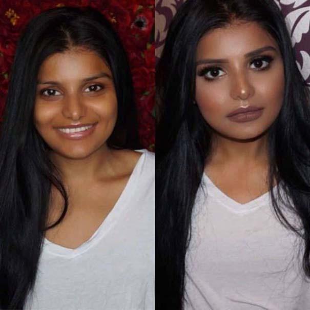 Περιπτώσεις που το μακιγιάζ άλλαξε τα πάντα (2)