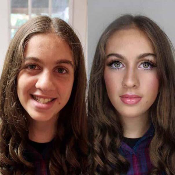 Περιπτώσεις που το μακιγιάζ άλλαξε τα πάντα (10)