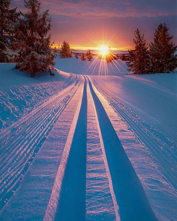 Ακολουθώντας το φως στη Νορβηγία | Φωτογραφία της ημέρας
